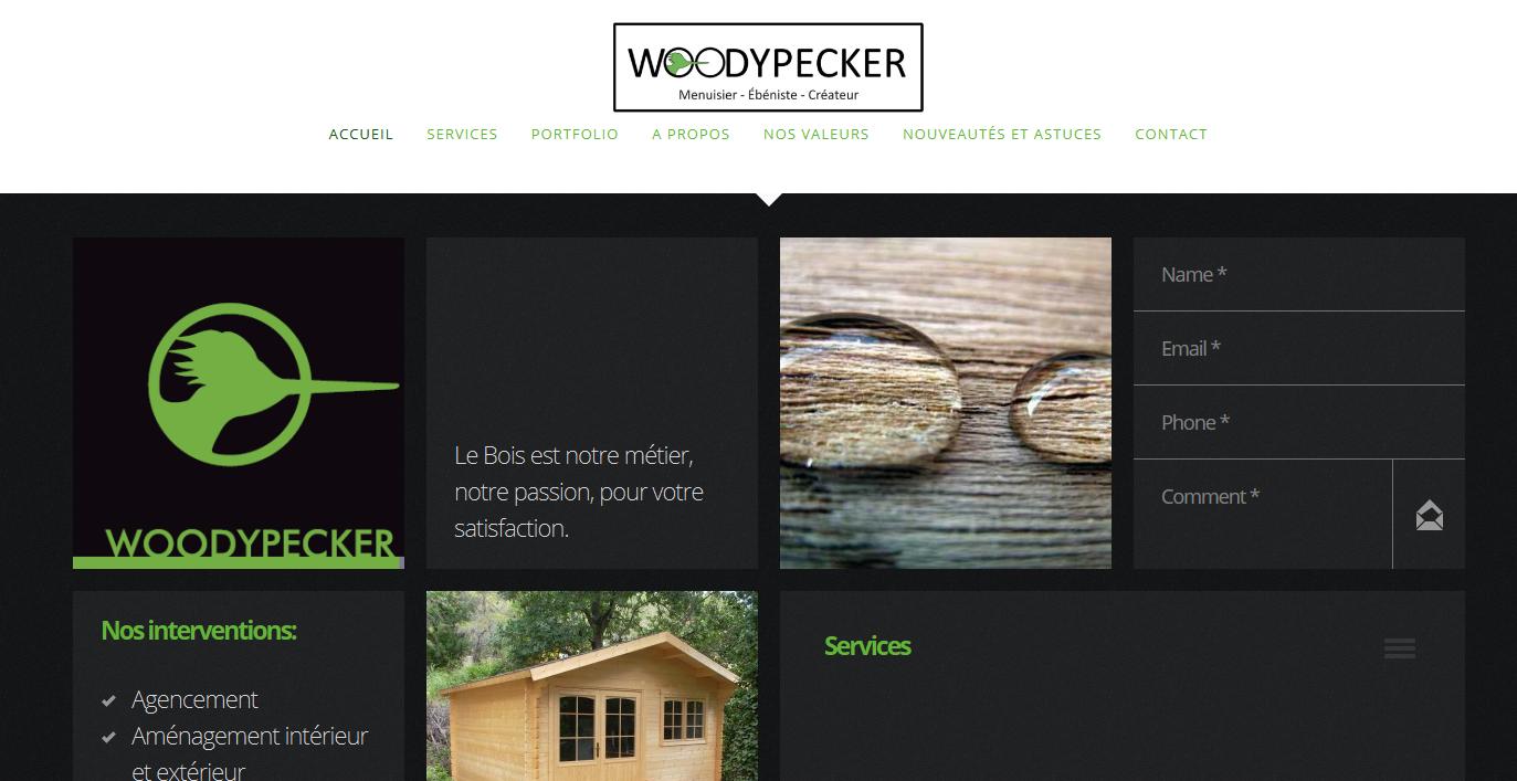 Woodypecker _ Menuisier, créateur et ébéniste' - www_woodypecker_co