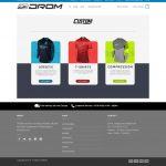 DROM paintball - Page Custom