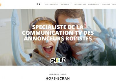 Agence Hors Ecran - Page accueil